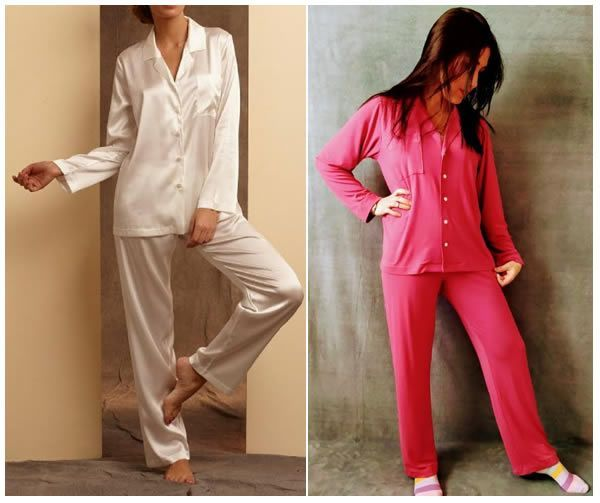 DIY Pijama mujer confección y patrón