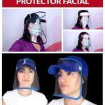 Protectores Faciales en 3 minutos muy fácil