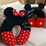 Almohada Cervical de Mickey para viaje