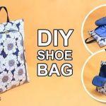 DIY Bolsa de zapatos impermeable