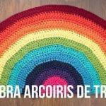 Alfombra Arcoiris de Trapillo