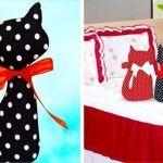 Como hacer Cojines fáciles para decorar