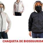 Como hacer una chaqueta Bioseguridad