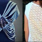 DIY Transformar camiseta vieja a nueva