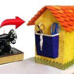 DIY Cubierta o funda para la máquina de coser