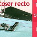 5 trucos para coser recto sin torcerse