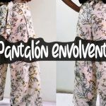 DIY Pantalón envolvente paso a paso