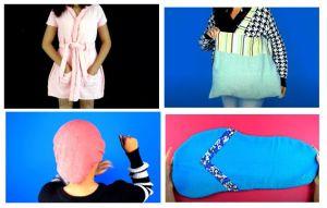 DIY Ideas para reciclar toallas viejas