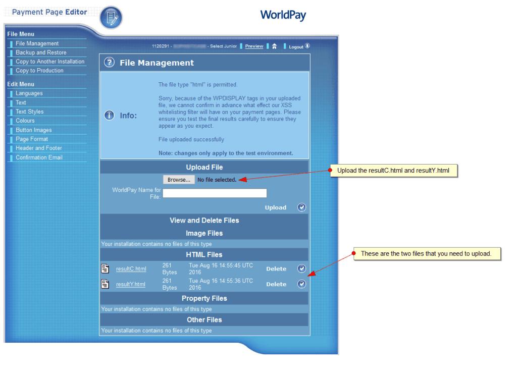 FileUploadPage