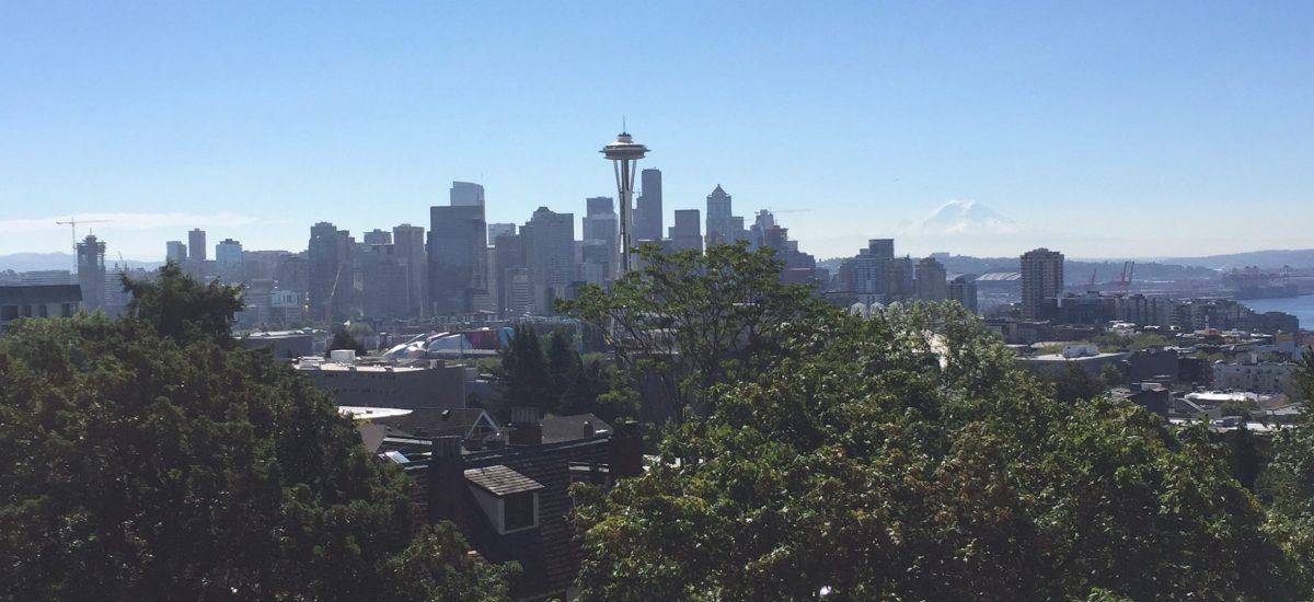 A Week in Seattle with Kids
