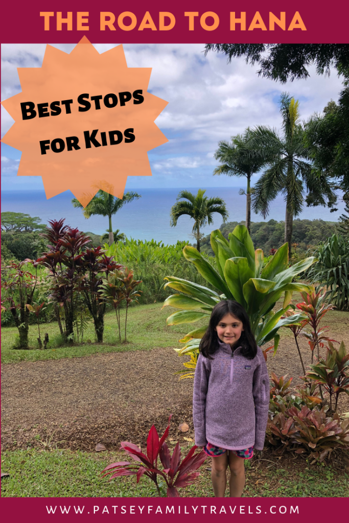 ROAD TO HANA WITH KIDS #roadtohana #maui #hawaii #roadtohanawithkids #mauiwithkids