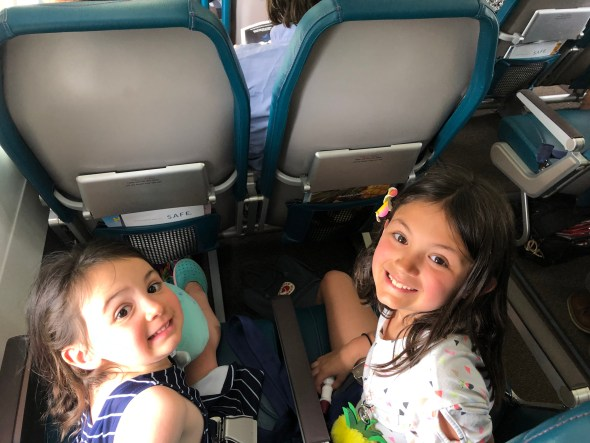 Maui to Kauai on Hawaiian Airlines #hawaii #maui #kauai #hawaiianairlines #familytravel
