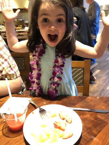 Hyatt Regency Club Breakfast for the win!! #hyattregencyclub #hawaii #maui #familytravel