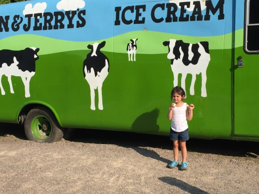 Ben & Jerry's Ice Cream Factory Vermont #vermont #ben&jerrys #benandjerrys #icecream #familytravel