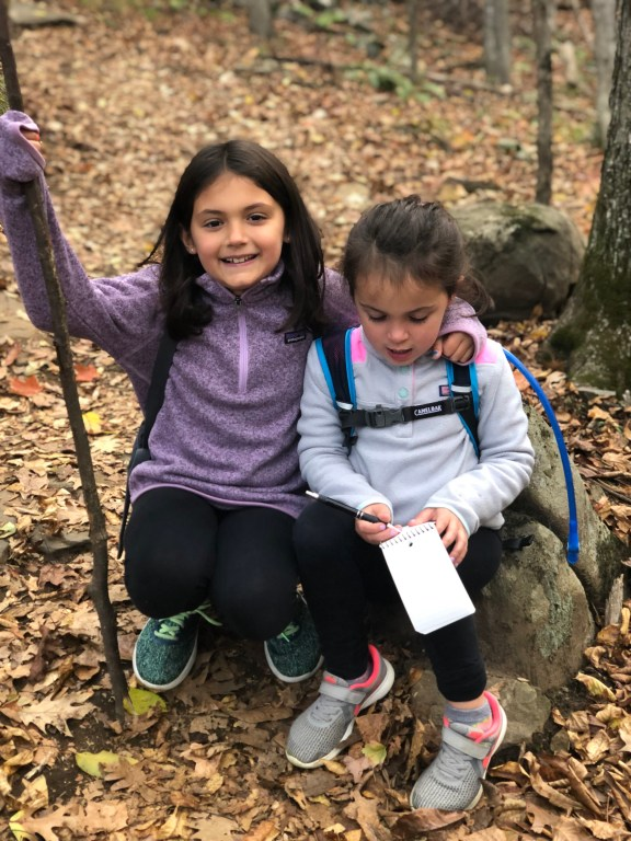 Hiking in the Adirondacks with Kids #adirondacks #hikewithkids #newyorkstate