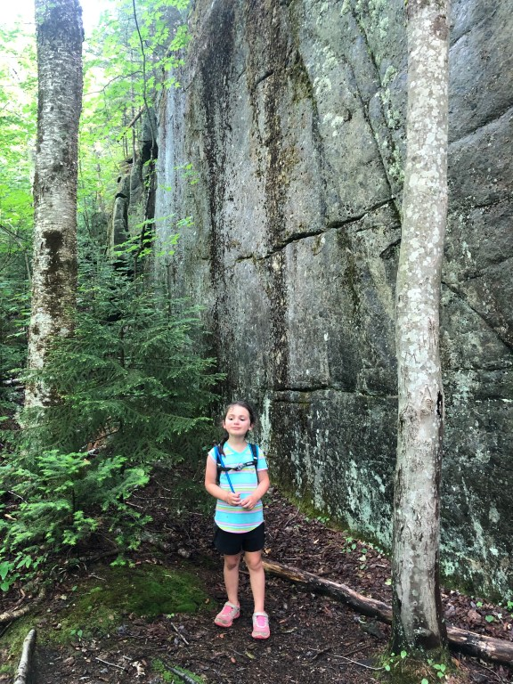 Mt Jo Long Trail Lake Placid Adirondacks #mtjo #adirondacks #lakeplacid #hikingkids #hikewithkids #iloveNY #upstateNY