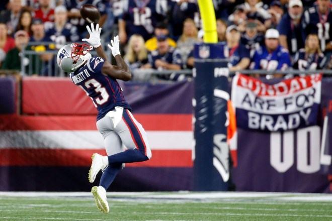 Former Patriots WR Dorsett, Not Signing With Seahawks Last Year Was a 'Mistake' He Didn't Want to Repeat