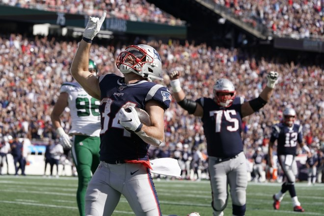 Rex Burkhead Confirms He Will Miss Remainder Of 2020 Season Over Social Media