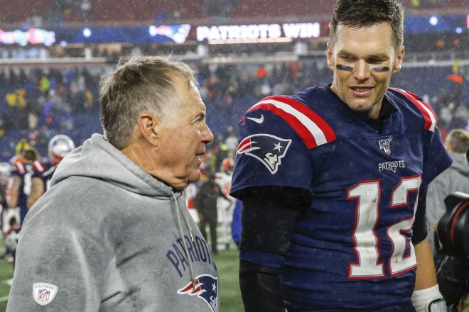 """NFL/Patriots Notes – Brady """"Grateful"""" For Belichick and More"""