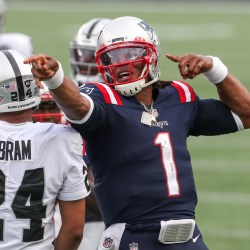 """VIDEO: Cam Newton Talks NFL Future, First Season With Patriots On """"I Am Athlete"""" Podcast"""