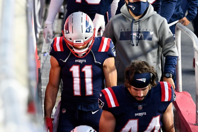 PHOTO: Julian Edelman Placed On Injured Reserve, Reacts To News Over Instagram