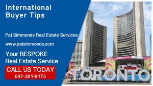 International Buyer Tips