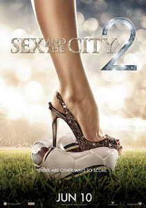Sex and the City 2 - Poster 4