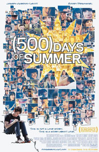 (500) Days of Summer  Poster 2