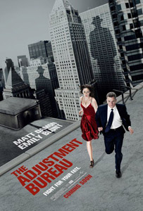 The Adjustment Bureau Poster 1