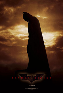 Batman Begins - Poster 3