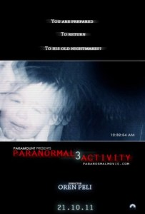 Paranormal Activity 3 Poster 2