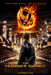 Poster 3 - The Hunger Games