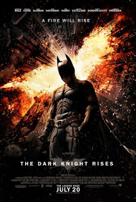 The Dark Knight Rises - Poster 1