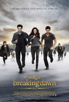 The Twilight Saga Breaking Dawn - Part 2 | Poster 2