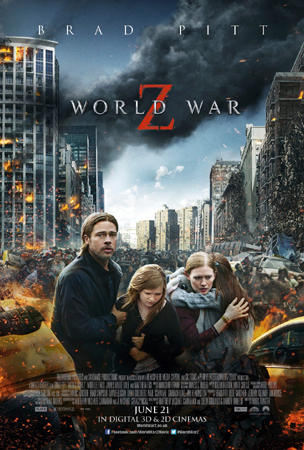 World War Z - Poster 2