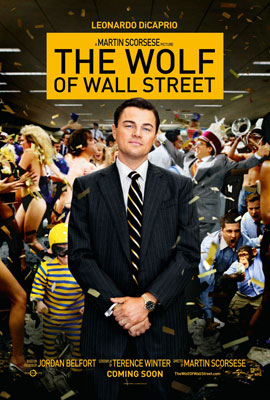 The Wolf of Wall Street - Poster 2
