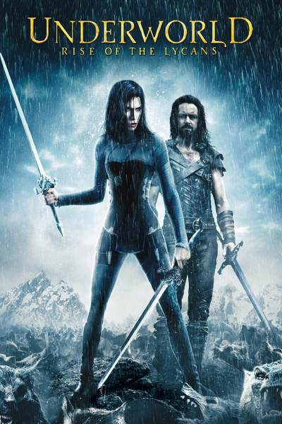 ภาคสาม Underworld: Rise of the Lycans ปี 2009