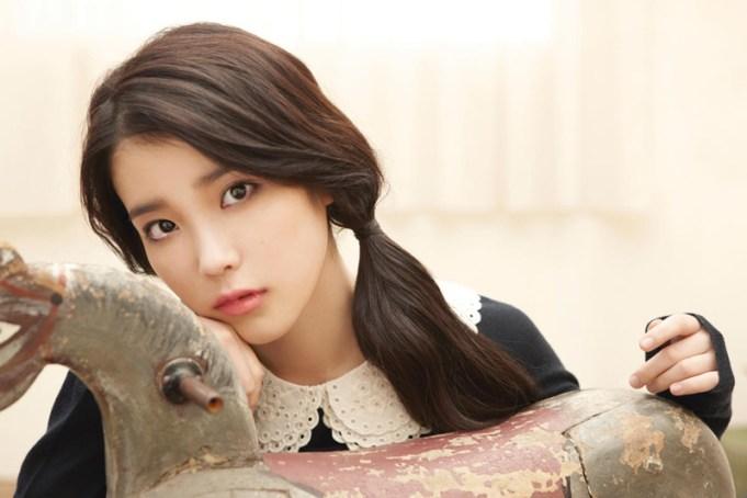 IU สาวน้อยเสียงใสอีกคนจากเกาหลี