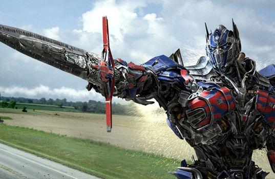 Imagine Dragons ทำเพลงใหม่ให้ Transformers : Age of Extinction