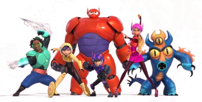 ตัวอย่างฉบับเต็มอนิเมชั่นล่าสุดจาก Disney เรื่อง 'Big Hero 6′