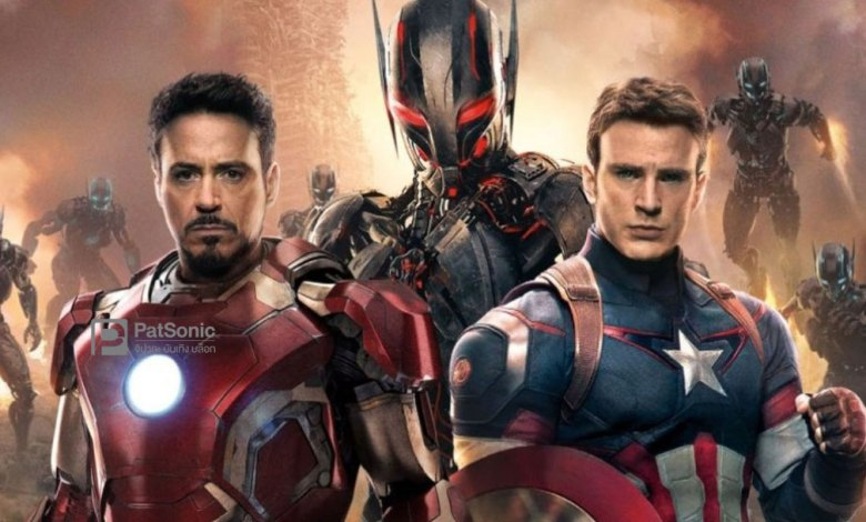 Photo of ภาพใหม่ 'The Avengers: Age of Ultron' จาก Entertainment Weekly