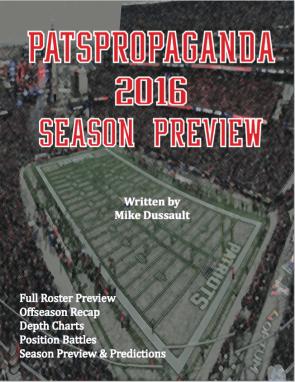 Patriots Season Preview