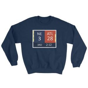 28-3/34-28 Hoodie-less Sweatshirt