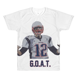 GOAT Sublimation Tee