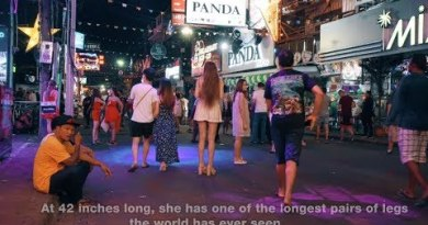 Walking street Pattaya – Russian Girls