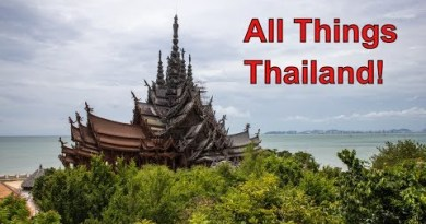 All Things Travel | Lessons From a Dive Master | Traveling Pattaya and Thailand