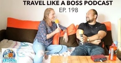 TRAVEL LIKE A BOSS PODCAST (w/Timestamps): Kristin Wilson Episode 198