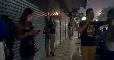 Freelancers Of Pattaya Beach Road