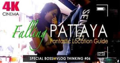 "Best Way For Pattaya Walking Street Nightlife & Travel ""Falling Pattaya"" – THINKING 06"