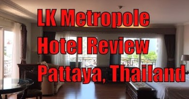 LK Metropole Hotel Review Pattaya, Thailand